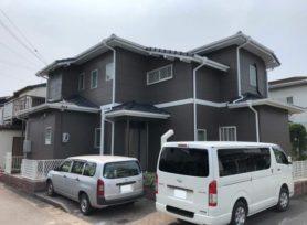 【岡崎市O様邸】無機塗料MUGA ZEROで外壁塗装、無機塗料MUGA sevenで屋根塗装を行いました!