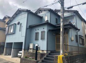 【知立市Y様邸】ラジカル制御型塗料パーフェクトトップで外壁塗装を行いました!
