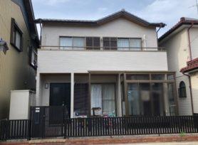 【西尾市H様邸】無機塗料MUGA zeroで外壁塗装を行いました!