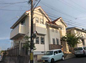 【岡崎市G様邸】ラジカル制御型塗料パーフェクトトップで外壁塗装を行いました!