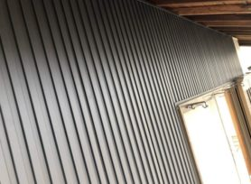 外壁カバー工法を行いました✨ 岡崎市・西尾市の外壁塗装専門店カナルペイント