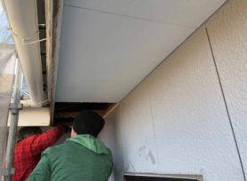 軒天の張替工事もお任せください💪|岡崎市・西尾市の外壁塗装専門店カナルペイント