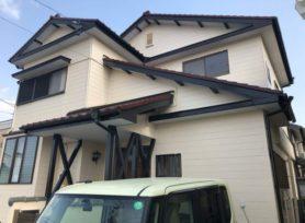 【岡崎市Y様邸】無機塗料セミフロンスーパーアクアⅡで外壁塗装を行いました!