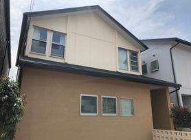 【岡崎市M様邸】無機塗料セミフロンスーパーアクアⅡで外壁塗装、無機塗料セミフロンスーパールーフⅡで屋根塗装!