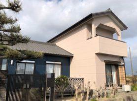 【安城市K様邸】無機塗料MUGA ZEROで外壁塗装を行いました!