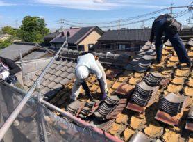 土葺き(つちぶき)とは?|岡崎市・西尾市の外壁塗装専門店カナルペイント
