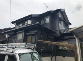 【西尾市T様邸】無機塗料セミフロンスーパーアクアⅡで外壁塗装を行いました!