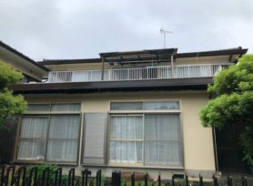 【豊川市O様邸】インディフレッシュセラで外壁塗装、セミフロンルーフとファインパーフェクトベストで屋根塗装!