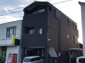 外壁カバー工法を行いました②|岡崎市・西尾市の外壁塗装専門店カナルペイント