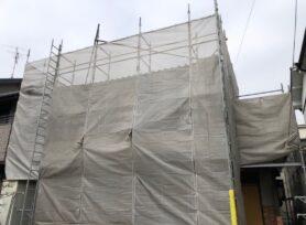 足場の役割とは?|岡崎市・西尾市の外壁塗装専門店カナルペイント