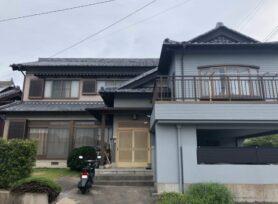 【西尾市S様邸】ラジカル制御型塗料ファインパーフェクトトップで外壁塗装を行いました!