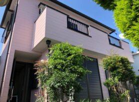 【高浜市N様邸】シリコン塗料オーデフレッシュSi100Ⅲで外壁塗装を行いました!