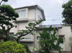 【安城市I様邸】無機塗料MUGAシリーズで外壁塗装、屋根塗装を行いました!