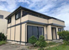 【西尾市O様邸】フッ素塗料グラナダフレッシュFで外壁塗装、無機塗料セミフロンスーパールーフⅡで屋根塗装!