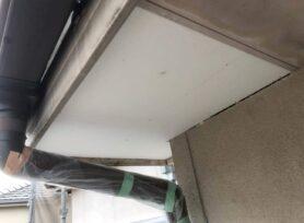 軒天張り替え工事を行いました✨|岡崎市・西尾市の外壁塗装専門店カナルペイント